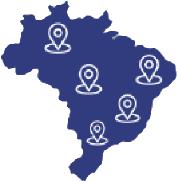 Todos os estados do Brasil já contaram com nossos serviços!